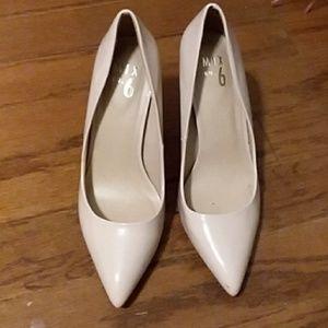Pale Nude Heels